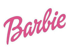 Barbie Nail Decals Set of 20 - Pink