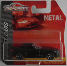 Majorette-BMW z4 ROADSTER BLACK NEW/OVP