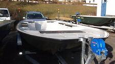 Ungarisches Katamaran Fischer/Angelboot, K-Maxxi XXL kmpl.Ausbau