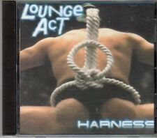 (BN253) Lounge Act, Harness - 1996 DJ CD