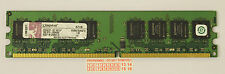 2 GB 2X1GB DDR2 2RX8 PC2-5300 5300U DDR2-667 MHZ MEMORY DIMM DESKTOP RAM 240 PIN