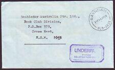 "Queensland Postmark ""Gayndah"" On 1986 Taxed Commercial Cover (Ps6178)"