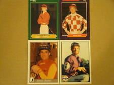 HORSE RACING, JOCKEY CARDS,(LOT-4) JAMES AVANT