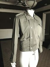 NWT MARC By MARC JACOBS MEN'S MILITARY STYLE JACKET SMALL $358