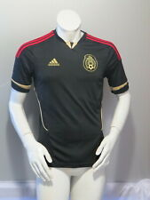 Team Mexico Soccer Jersey - 2001 Away Jersey by Adidas - Men's Small