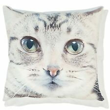 Clayre EEF Pillow Cover Cushion Cat lanodhaus Nostalgia Shabby 45x45cm
