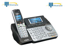 VTech DS6151 DECT 6.0 2-Line Expandable Cordless Phone with Answering System