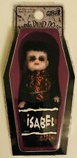Living Dead Dolls Minis Series 16 Isabel Brand New Mint In Sealed Coffin 4� Tall