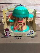 Pokemon Escape In The Forest Treehouse Playset by Tomy!