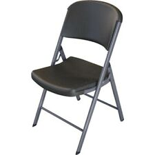 Lifetime Commercial Contoured Folding Chair