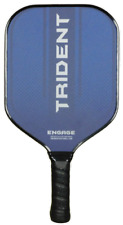 Engage Trident Polymer Pickleball Paddle GripTEK Texas Open Paddle Blue