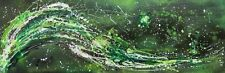 "Magnífico Original Rachel McCullock ""laica Onda XIX pintura abstracta moderna"""