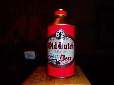 Old Dutch Brand Lager Beer 12 oz. Cone Top Beer Can-New York, N.Y.