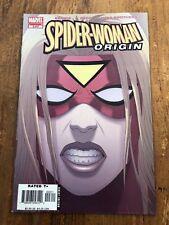 Spider-Woman: Origin  # 3 (of 5) April 2006 Marvel Comics COMBINE SHIPPING SALE