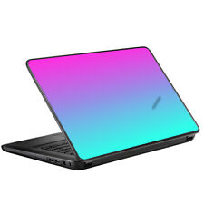 Skins for HP 2000 Laptop Decals wrap - hombre pink purple teal gradient