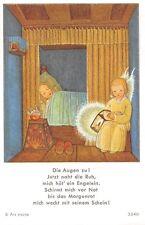 """Fleißbildchen Heiligenbild  Santini Gebetbild """" C B """" Holy card Ars sacra"""" H180"""""""