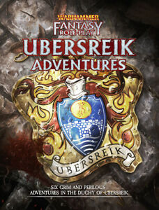 UBERSREIK ADVENTURES - WARHAMMER FANTASY ROLE-PLAY - CUBICLE SEVEN