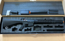 A&K Full Metal SR-25 Airsoft AEG Rifle With Accessories BRAND NEW