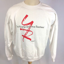 RARE! Vtg 80s 90s The Young and the Restless Movie TV Television Show Sweatshirt