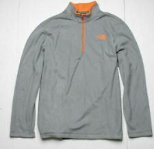 The North Face Half Zip Fleece (XL) Gray NF112019-01 (262)