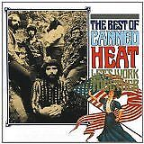 CANNED HEAT - Let's work together (The best of) - CD Album