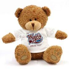 Les mondes meilleurs pilote de ligne Teddy Bear
