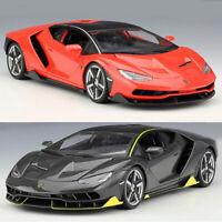 1:18 Lamborghini Centenario LP770-4 Model Car Metal Diecast Gift Toy Collection