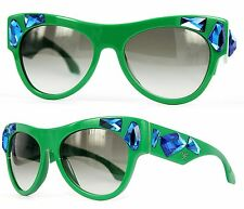 PRADA Sonnenbrille / Sunglasses  SPR22Q 56[]18 SMP-0A7 140 Ausst.  / 366 (14)