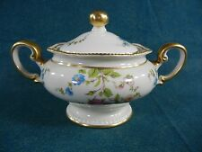 Castleton China Sunnyvale Covered Sugar Bowl with Lid