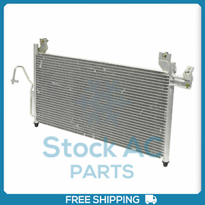New A/C Condenser for Mazda Protege5 2002 to 2003 - OE# B25H61480A / B