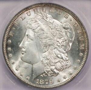 1879-S 1879 Morgan Dollar ICG MS64+