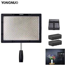 YONGNUO YN600S 3200K-5500K LED Camera Video Light for Canon Nikon DSLR Camcorder