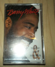 The Right Night & Barry White - Barry White (Cassette 1990, A&M) SEALED