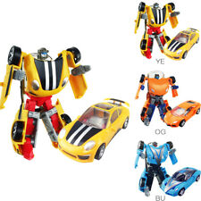 3 Types Kid Children Car Transforming Robot Toys Tobot Mini Series Boy Toy Gift