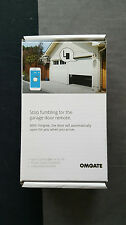 OmGate Wireless Bluetooth Garage Door / Gate Opener (w/ ANY smartphone)