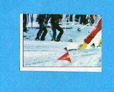 SPORT VEDETTES-PANINI 1974-Figurina n.221- SPORT INVERNALI  3/4 -Recuperata