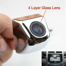 Chrome Car Reverse Camera Waterproof Rear View Backup Parking Assistance Camera