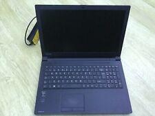 "TOSHIBA SATELLITE PRO R50-B Laptop 256Gb SSD 15.6"" pantalla INTEL CORE i3 1.7GHz"