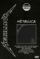Dvd Metallica The Black Album Non Sigillato collezione personale