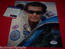 RICHARD PETTY Signed NASCAR RACING 8x10 RARE PHOTO 6 PSA/DNA CERTIFIED TICKET
