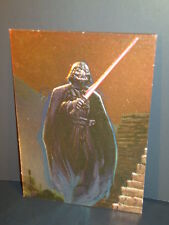 "1996-Star Wars, ""Finest""- ""Foil-Embossed"" - Subset Chase Card - F-1."