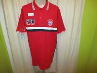 """FC Bayern München Original FC Bayern Herren Polo-Hemd """"FCB since 1900"""" Gr.XL Neu"""