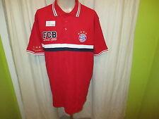 """Fc Bayern Munich original fc bayern señores polo-camisa """"FCB since 1900"""" talla XL nuevo"""