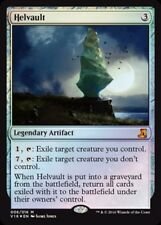 MTG: Helvault - Mythic Foil Artifact - From the Vault: Lore - FTV