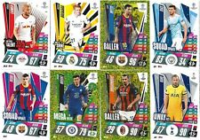 MATCH ATTAX EXTRA 2020/21 CHOOSE YOUR SQUAD UPDATE/CAPTAIN/BALLERS/AWAY KITS
