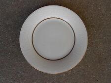 "Sheffield SONATA 606 7.5"" SANDWICH PLATE  White on White  Japan"
