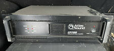 Atlas Cp700 Commercial Power Amplifier
