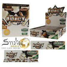 1 x Juicy® Jay's® King Size Slim Flavored Papers / Aromatisiert / 16 Aromen