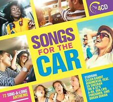 Songs For The Car (2018) 72-track 4-CD Nuevo/Sellado Limpiar Bandit Dua Lipa