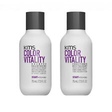 KMS Color Vitality Travel Size Shampoo 75ml & Conditioner 75ml